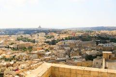Gozo, Malta island. Landmark of Gozo Island in Malta, South Europe Stock Image