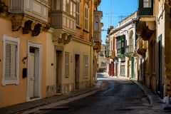 Gozo ulica. Obraz Stock