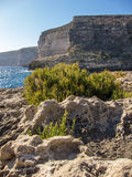 Gozo Xlendi Bay Stock Photos