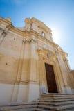 Gozokathedraal, Victoria, Malta royalty-vrije stock foto's