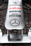 GP φυλή petronas της Mercedes αυτοκινήτων f Στοκ Εικόνες