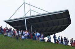 GP 2012 di formula 1 a Kuala Lumpur, Malesia Fotografia Stock Libera da Diritti