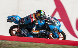 GP CATALUNYA MOTO GP - ALEX MARQUEZ Royalty Free Stock Photo