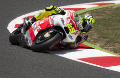 GP CATALUNYA MOTO GP - ANDRE IANNONE Stock Photography
