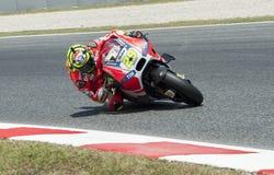 GP CATALUNYA MOTO GP 2015 -  ANDREA IANNONE Stock Photography