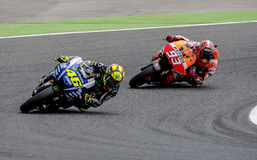 GP CATALUNYA MOTO GP Stock Photos