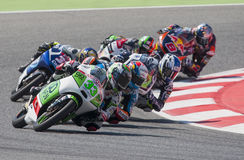 GP CATALUNYA MOTO GP Royalty Free Stock Image