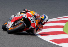 GP CATALUNYA MOTO GP - DANI PEDROSA Stock Images