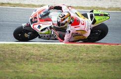 GP CATALUNYA MOTO GP 2015 - DANILO PETRUCCI Stock Images