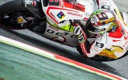 GP CATALUNYA MOTO GP 2015 - DANILO PETRUCCI Royalty Free Stock Photo