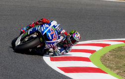 GP CATALUNYA MOTO GP - JORGE LORENZO Stock Images
