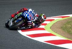 GP CATALUNYA MOTO GP 2015 -  JORGE LORENZO Stock Photos