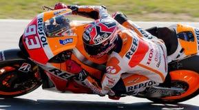 GP CATALUNYA MOTO GP - MARC MARQUEZ Stock Images