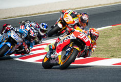 GP CATALUNYA MOTO GP 2015 -  MARC MARQUEZ Stock Photos
