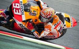 GP CATALUNYA MOTO GP 2015 -  MARC MARQUEZ Stock Image