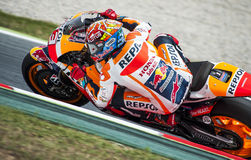 GP CATALUNYA MOTO GP 2015 -  MARC MARQUEZ Royalty Free Stock Images