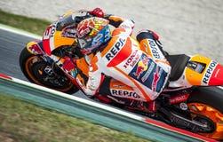 GP CATALUNYA MOTO GP 2015 -  MARC MARQUEZ Royalty Free Stock Images
