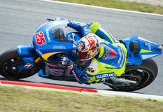 GP CATALUNYA MOTO GP 2015 -  MAVERIK VIÑALES Stock Image