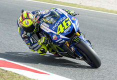 GP CATALUNYA MOTO GP 2015 -  VALENTINO ROSSI Royalty Free Stock Images
