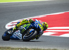 GP CATALUNYA MOTO GP 2015 -  VALENTINO ROSSI Stock Images