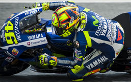 GP CATALUNYA MOTO GP 2015 -  VALENTINO ROSSI Stock Photo