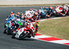 GP CATALUNYA MOTOGP - MOTO 3 RACE Stock Photo