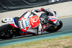 GP CATALUNYA MOTOGP - SCOTT REDDING Royalty Free Stock Photo