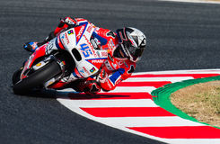 GP CATALUNYA MOTOGP Scott Redding LAG OCTO PRAMAC RACING Royaltyfri Fotografi