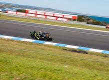 GP de Moto Fotografia de Stock