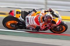 GP de Moto. Dani Pedrosa Imagenes de archivo