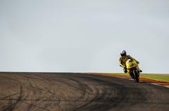 GP DEL GP ARAGÓN MOTO MOTO 2 RIDER ALEX RINS Fotografía de archivo libre de regalías