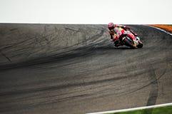 GP DEL GP L'ARAGONA MOTO Marc Marquez Immagine Stock Libera da Diritti