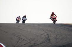 GP DEL GP L'ARAGONA MOTO Marc Marquez Immagini Stock Libere da Diritti