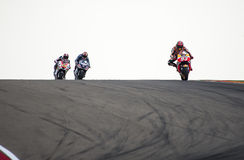 GP DO GP ARAGON MOTO Marc Marquez Imagens de Stock Royalty Free