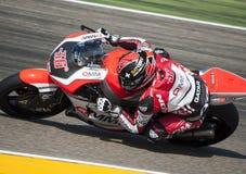 GP DO GP ARAGON MOTO MOTO 2 RIDER MIKA KALIO Fotos de Stock