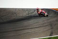 GP GP ARAGON MOTO Marc Marquez Royalty-vrije Stock Afbeelding
