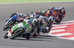 GP GP CATALUNYA MOTO Стоковое Изображение RF