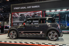 2012 GP Mini John Cooper Works Royalty-vrije Stock Afbeelding