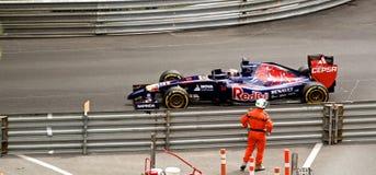 GP Monaco Zdjęcie Stock