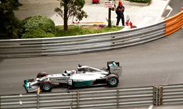 GP of Monaco Royalty Free Stock Photography