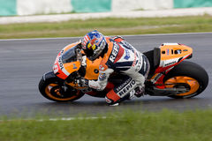 GP Superbikes di Moto Fotografia Stock Libera da Diritti