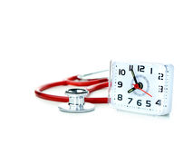 GP Surgery Open Hours. Current UK issue on GP surgery opening hours debacle to reduce pressure on accident and emergency departments. Government proposal being royalty free stock image