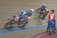 GP Vienna 2010 Royalty Free Stock Photos