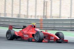 GP2 Asia 2008 5 redondos - Dubai Imágenes de archivo libres de regalías