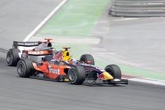 GP2 Asia 2008 5 rotondi - la Doubai Immagine Stock Libera da Diritti