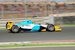 GP2 Asia. At Dubai, 1st round Stock Images