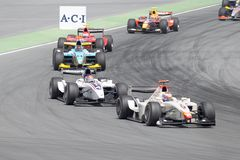 GP2 Asia Royalty Free Stock Images