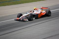 GP2 Asia Series 2009 - Kevin Nai Chia Chen Stock Image
