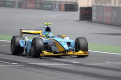 GP2 Asie 2008 5 ronds - Dubaï Photo stock