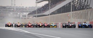 GP2 Asien 2008 Lizenzfreies Stockfoto